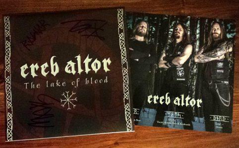 Ereb Altor - The Lake of Blood