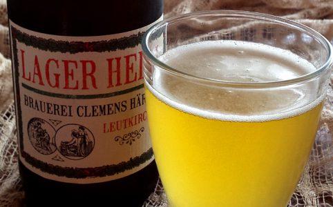 Lager Hell Brauerei Clemens Härle