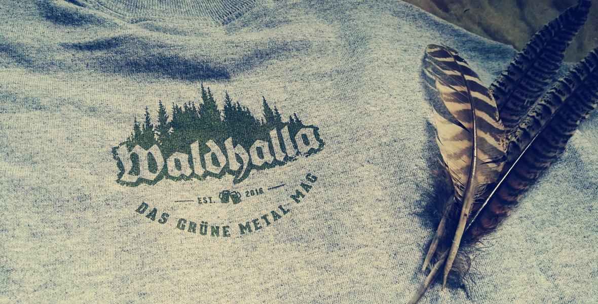 Waldhalla Shirt Back