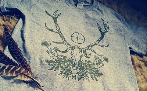 Waldhalla Shirt Front