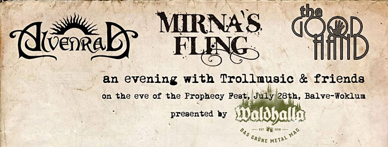Trollmusic Concert Evening