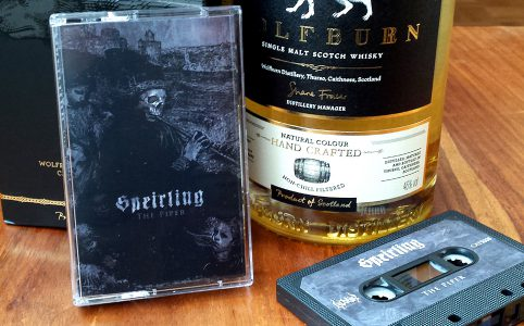Speirling -The Piper