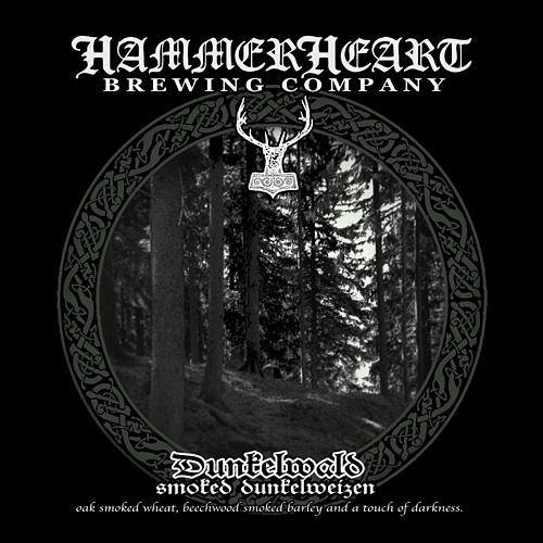 HHBC Dunkelwald Beer Logo