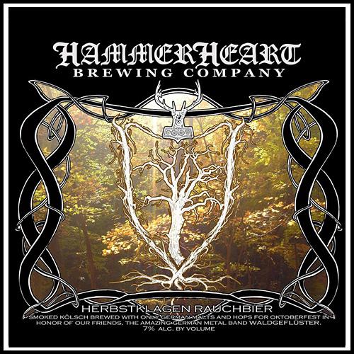 HHBC Herbstklagen Rauchbier Logo