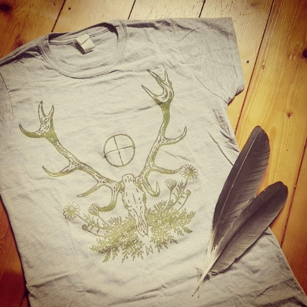 Waldhalla Girlie Shirt