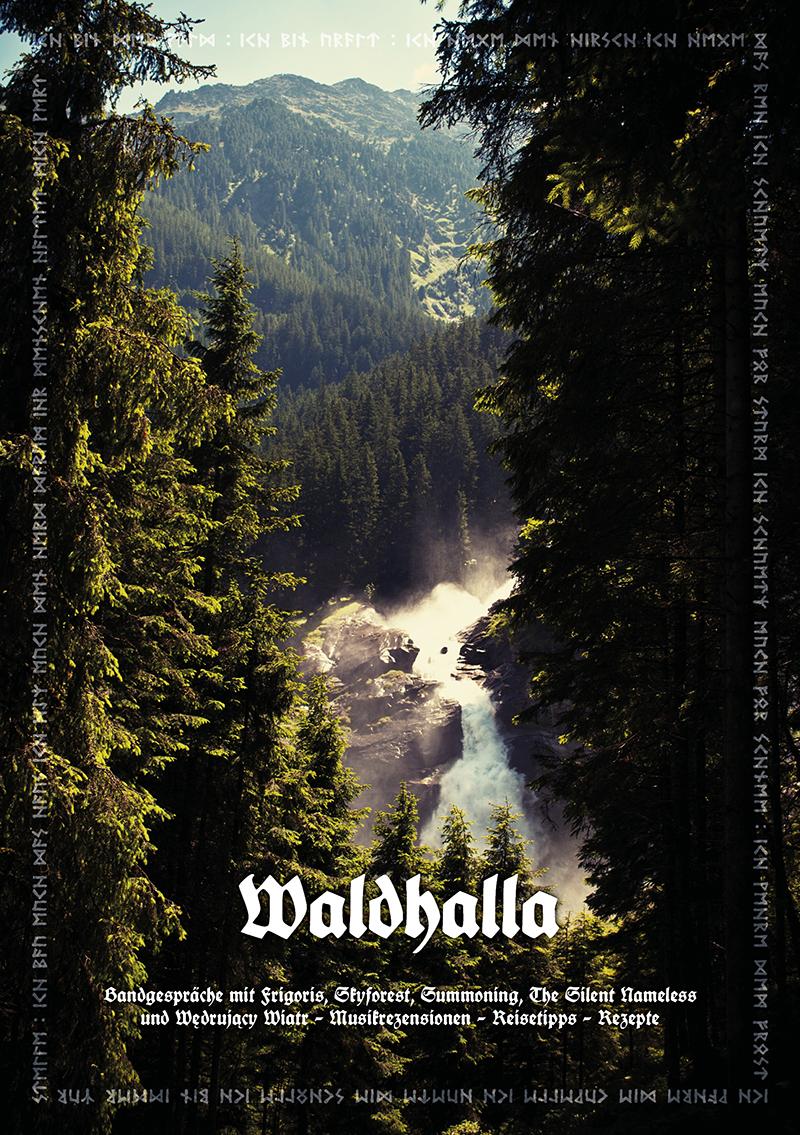 Waldhalla Mag Frühling 2017