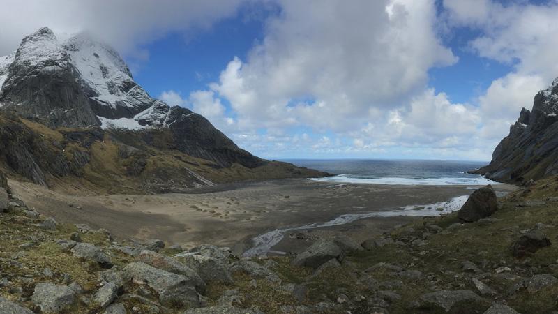 Küste Norwegens