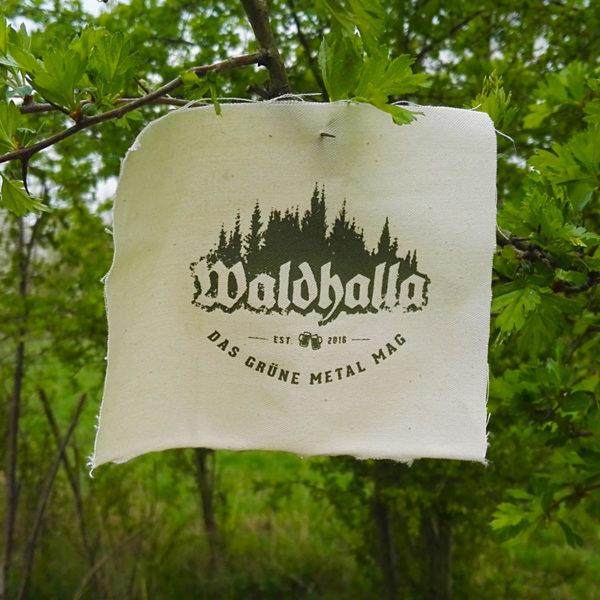 Waldhalla Logo Patch