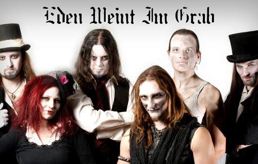 Eden weint im Grab Bandfoto