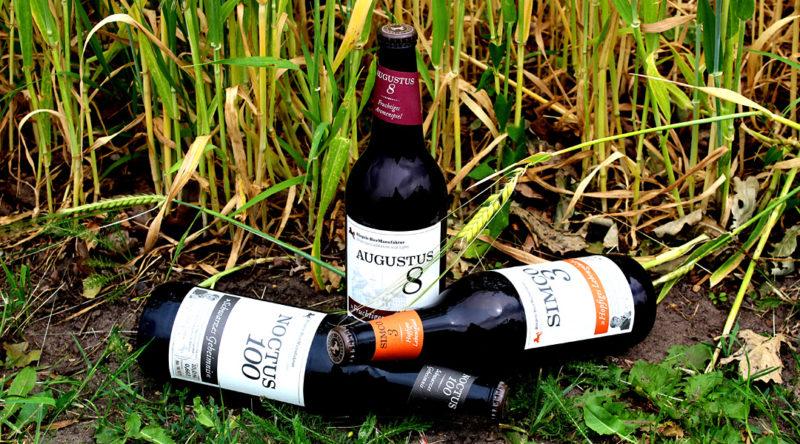 Riegele Biere - Simco 3, Augustus 8 und Noctus 100