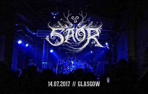 SAOR, 14.07.2017 in Glasgow