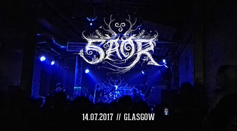 SAOR, 14.07.2017 in Glasgow