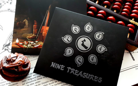 Nine Treasures - Arvan Ald Guulin Honshoor & Nine Treasures