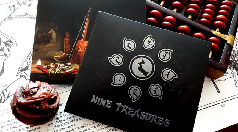 Nine Treasures - Arvan Ald Guulin Honshoor & Nine Treasures
