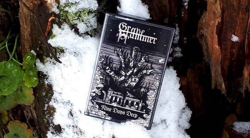 Gravehammer - Nine Days Deep