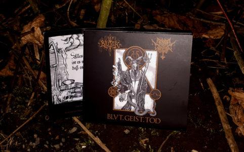 BlutEck / Morbid Contempt - BlvtGeistTod