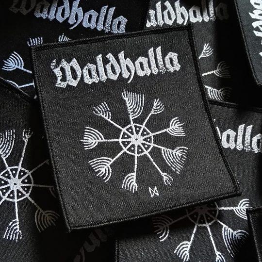 Waldhalla Zweigrunen Patch
