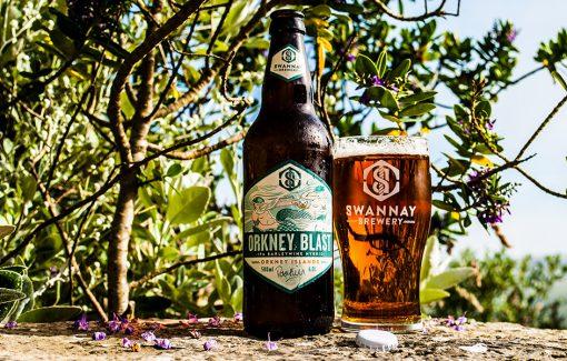 Orkney Blast IPA Barleywine Hybrid