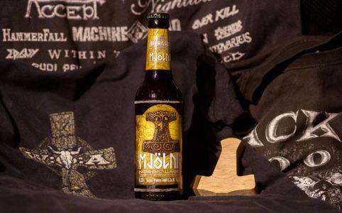 Wacken Beer Mjölnic Nordic Lager