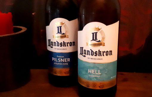 Landskorn Hell & Premium Pilsener
