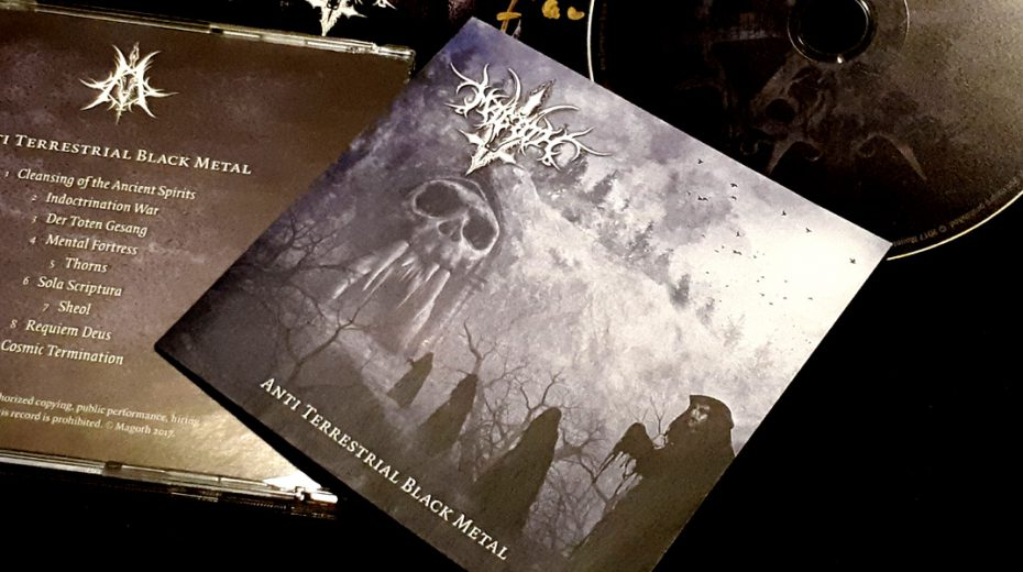 Magoth - Anti Terrestrial Black Metal
