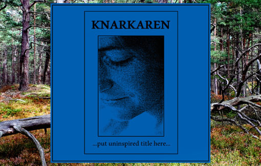 Knarkaren - ...put uninspired title here...
