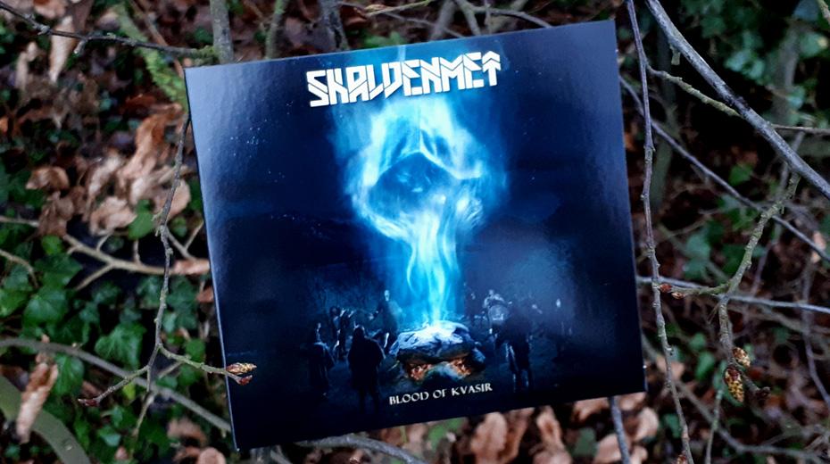 Skaldenmet - Blood of Kvasir