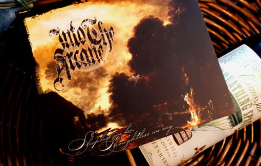 Into the Arcane - Sleepless We Lie, Thoughtless We Cry