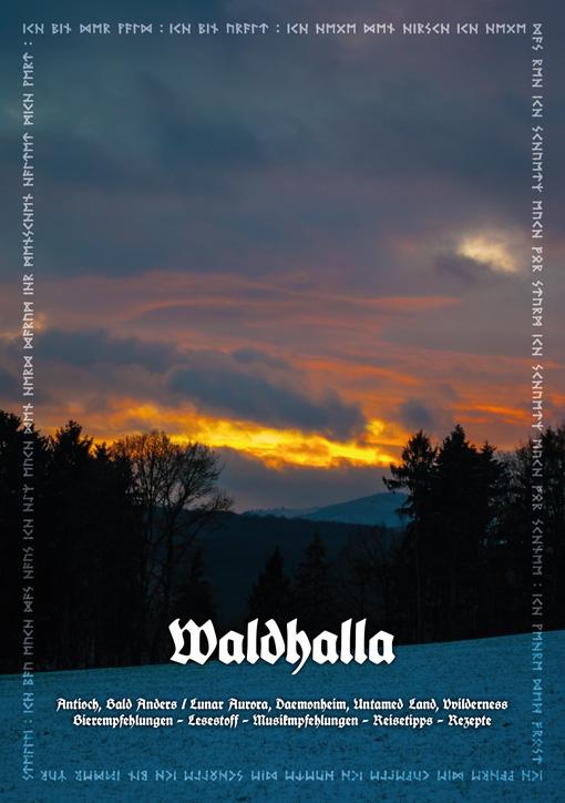 Waldhalla Ausgabe #4