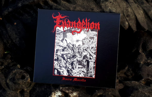 Evangelion - Sacro Macello