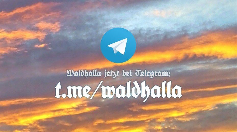 Waldhalla auf Telegram